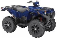 2019 Yamaha GRIZZLY 700 EPS SE Thunder Bay Ontario Preview