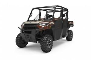 2019 Polaris Industries RANGER CREW® XP 1000 EPS 20th Anniversar