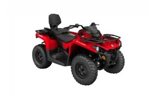 2018 Can-Am Outlander™ MAX 450