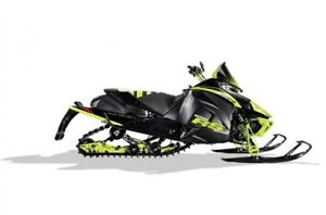 2017 Arctic Cat ZR 6000 RS (129) - WITH AUTOGRAPHED BROCHURE!