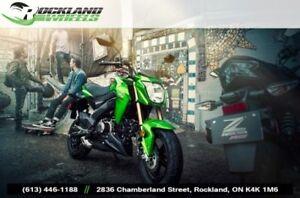 2017 Kawasaki Z125PRO
