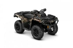 2018 Can-Am Outlander™ XT™ 650 - Break-Up Country Camo®