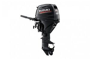 2018 Suzuki DF25ATHL