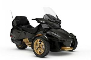 2018 Can-Am Spyder® RT Limited 10th Anniversary SE6