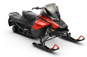 2019 Ski-Doo Renegade Enduro 900 ACE TURBO Lava Red & Black