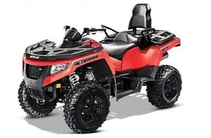 Used 2017 Arctic Cat ALTERRA TRV 700 XT EPS