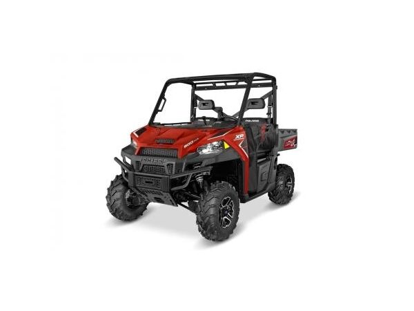Used 2016 Polaris RANGER XP 900 EPS - Sunset Red