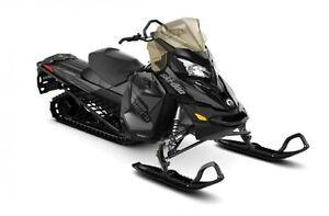2017 Ski-Doo Renegade® Backcountry 600 H.O. E-TEC®