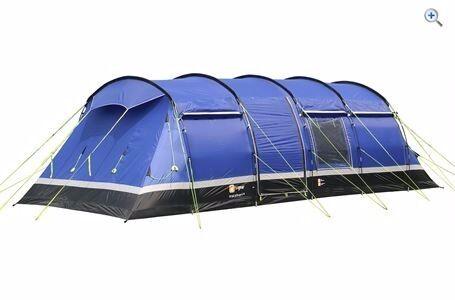 Hi Gear Kalahari 8 Man Tent With Sun Canopy And Extras My