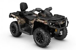 2017 Can-Am Outlander™ MAX XT™ 650 - Break-Up Country Camo®