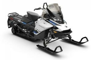 2019 Ski-Doo Backcountry 850 E-TEC White & Black