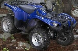2007 Yamaha Grizzly 700 FI Auto. 4x4 London Ontario image 2