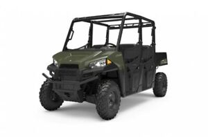 2019 Polaris Industries RANGER 570 CREW SAGE GREEN