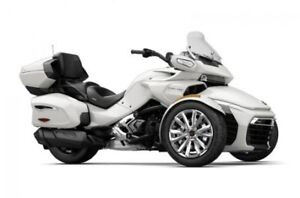 2017 Can-Am Spyder® F3 Limited SE6