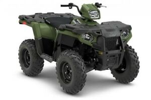 2018 Polaris Industries Sportsman® 570 - Sage Green