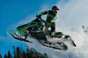 2011 Arctic Cat F800 LXR ** CCR SERVICE CONTRACT INCLUDED **