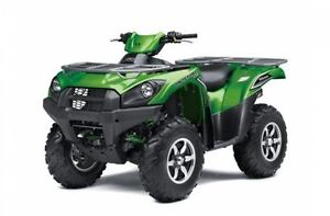 2016 Kawasaki Brute Force 750 4x4i EPS SE ATV