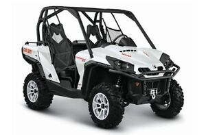 2015 Can-Am Commander XT™ 1000 - Pearl White