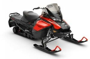 2019 Ski-Doo Renegade Enduro 850 E-TEC Lava Red & Black