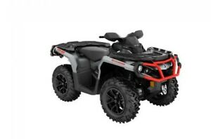 2018 Can-Am OUTLANDER XT 1000