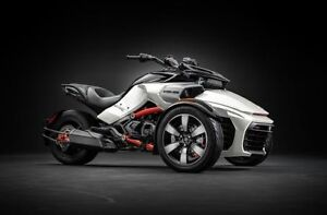 2015 Can-Am SPYDER F3-S SE6