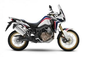 2017 Honda Africa Twin DCT - CRF Rally, Tricolour