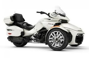 2018 Can-Am Spyder F3 Limited SE6 - Chrome Trim