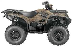 2017 Yamaha Grizzly EPS - Realtree® XtraTM Camouflage