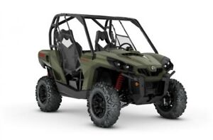 2018 Can-Am Commander™ DPS™ 800R