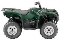 2014 Yamaha GRIZZLY 550 EPS