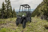2017 Polaris Industries RANGER CREW 570-4 Thunder Bay Ontario Preview