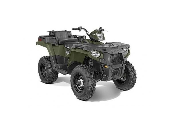 Used 2015 Other sportsman 570 x2 green