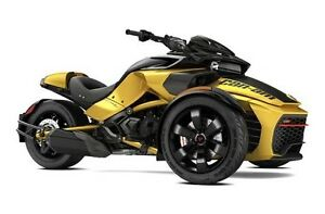 2017 Can-Am Spyder® F3-S Daytona 500 SM6
