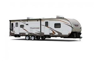 2015 Forest River, Inc. Wildwood Travel Trailer 26TBSS
