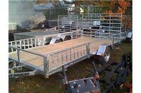 2015 Eazy hauler ATV82168G