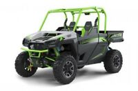 2018 Textron Off Road Havoc X EPS Guelph Ontario Preview
