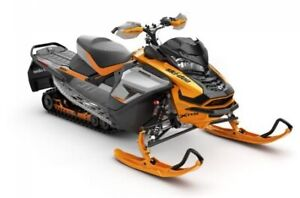 2019 Ski-Doo Renegade X-RS 900 ACE TURBO Orange Crush & Silver