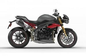 2017 Triumph SPEED TRIPLE R 1050