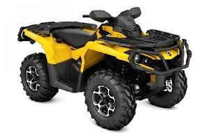 2016 Can-Am Outlander 650xt
