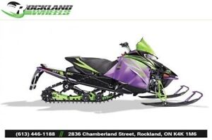 2019 Arctic Cat ZR6000 137 ES LTD IACT