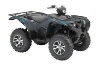 2018 Yamaha GRIZZLY 700 SE Thunder Bay Ontario Preview