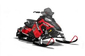 2017 Polaris Industries 600 RUSH® XCR LE