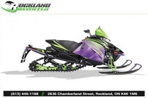 2019 Arctic Cat ZR 8000 137 ES LTD IACT