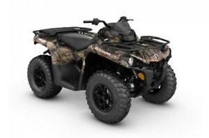 2017 Can-Am Outlander 450 DPS