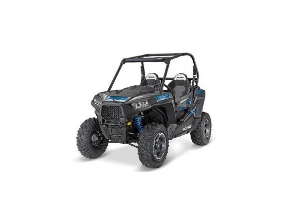 Used 2016 Polaris RZR 900 EPS XC Edition - Titanium Matte Metallic