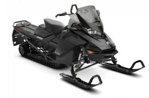 2019 Ski-Doo Backcountry 850 E-TEC Black