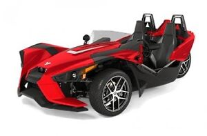 2017 Slingshot 2017 Slingshot Sunset red