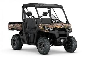 2016 Can-Am Defender XT™ HD10 - Break-Up Country Camo®