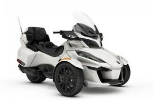2018 Can-Am Spyder RT Limited SE6 - Dark Trim