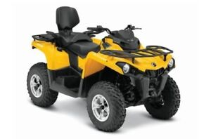 2015 Can-Am CAN-AM OUTLANDER L MAX 500